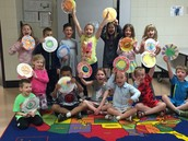 LODL students in Kids' Company
