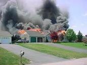 ¿Por qué tener un extintor en casa?