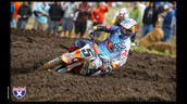 Ryan Dungey at our local track, muddy creek.