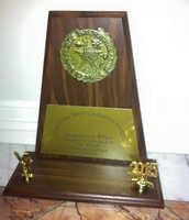 The Trophy!
