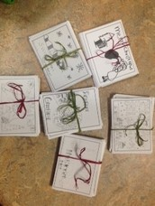 Greeting cards in HuskyMart