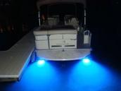 Pontoon Under Rail LED Lights