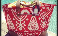Red Ikat