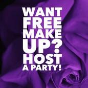 FREE make up!