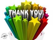 Thank You Teachers & Staff
