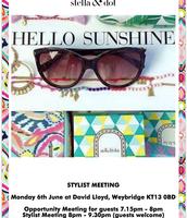 Weybridge Meeting