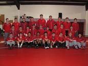HS Wrestling Team