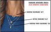 Nova pendant necklace SPPU