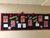 1st Grade is Blasting Off into a Great School Year!