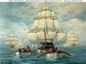 war of 1812 ships at sea