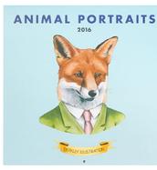 Calendar for Home- Animal portraits