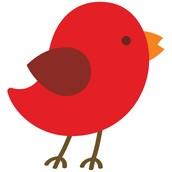 Kindergarten 2 Red Birds