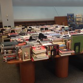 Weeding the Library...