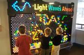 Light Waves Ahead