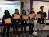 1st Period Prowess Awards 1st Six Weeks