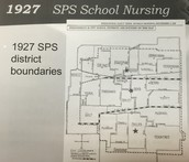 School Boundaries in 1927