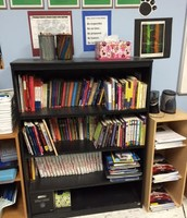Classroom Libraries with a variety of genres