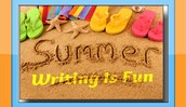 Summer Writing for 3rd-5th grade