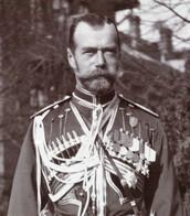 Czar Nicholas the 2nd