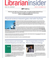 Newsletter for Librarians