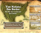 The US Mexican War Interactive Story