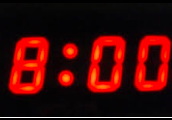 7. ¿A que hora te levantaste? At what time did you get up?