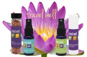 I offer specialty products for health and wellness.