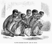 Slave population in the South
