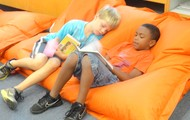 Reading Buddies!