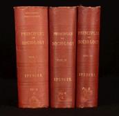 Herbert Spencer's books