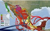 Mexico's drug cartels and drug transportation.