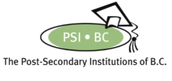 The Post Secondary Institutions of British Columbia (NEW WEBSITE)