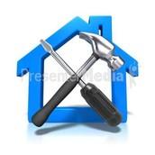 la construcción de casas