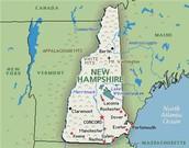 What makes the New Hampshire colony unique
