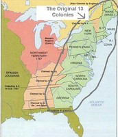 change in the north american colonies from 1607 1775 Road to revolution 1760-1775 in 1607 the great britain most of its north american colonial the war's end also marked a change of attitudes among.