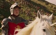 Me on a unicorn in battle