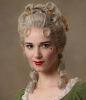 Historical Hair 1