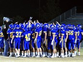 Come out and support our Lancers in the football game this Friday against Norte Dame.