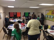 T&T 3rd/4th Grade Girls Christmas Party