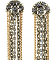 Cleo Fringe Earrings