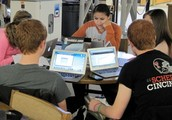 Students have their laptops and love using them. Do you need help with ways to use them in your classroom?