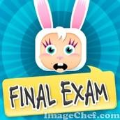 Final Exams start May 4