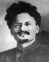 Leo Davodovich Bronstein (Leon Trotsky) (1879 - 1940)