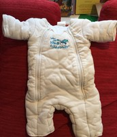 £15 Baby Merlins Magic SLeepsuit