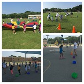 Another great field day at Pillow! Thanks to Coach & our volunteers!