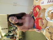Mrs. Linao Likes Gingerbread!