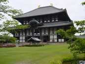 A temple in Japan