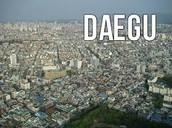 D is for Daegu