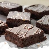 bizocho de chocolate