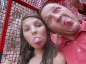 Emily, dad,